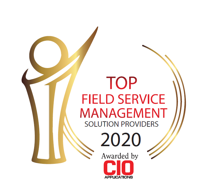 CIO Applications Top Field Service Management Certificate for Optimum Info